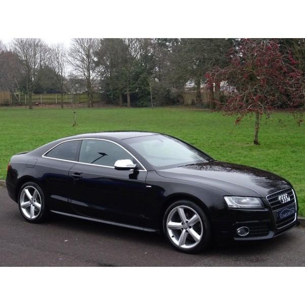 Sucata Audi A5 2011 - Carro batido para venda de peças