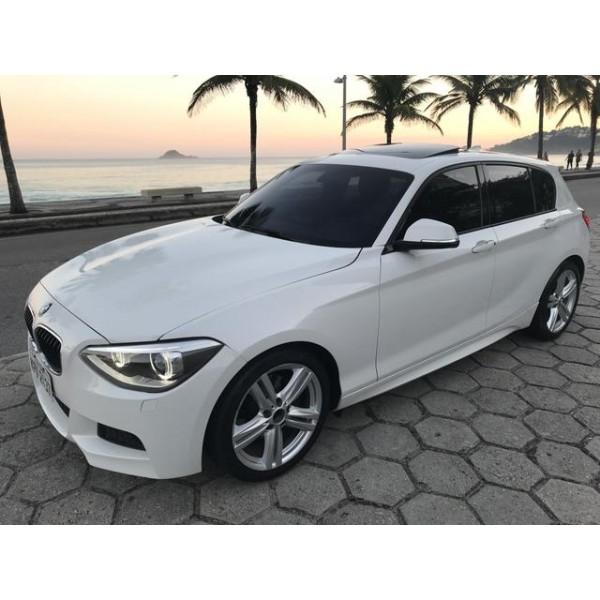 Para-choque dianteiro BMW 125 2014