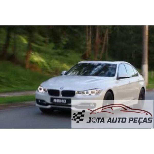 Sucata BMW 320 2015 - Carro batido para venda de peças