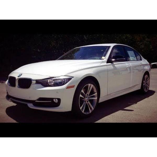 Sucata BMW 328 2014 - Carro batido para venda de peças
