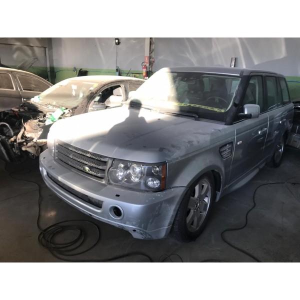 Sucata Range Rover Sport 2011 - Carro Batido para Venda de Peças