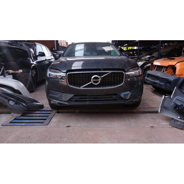 Sucata Volvo XC60 2018 Diesel - Carro Batido para Venda de Peças