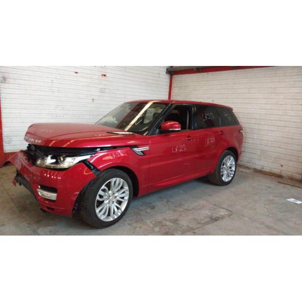 Sucata Range Rover Sport 2016 3.0 Diesel - Carro Batido para Venda de Peças