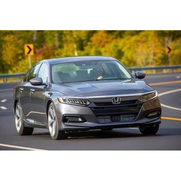 Sucata Honda Accord 2018 - Carro Batido para Venda de Peças