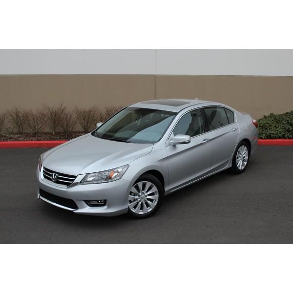 Sucata Honda Accord 2013 v6 - Carro batido para venda de peças