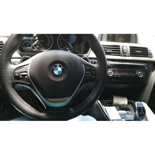 Kit Air Bag BMW 320 2015 - Frontal Completo