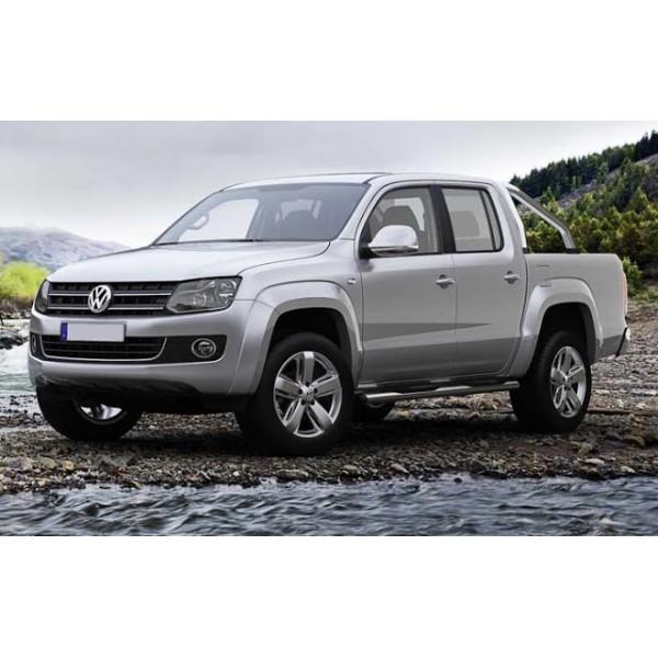 Sucata Amarok Bi-Turbo 2013 - Carro batido para venda de peças