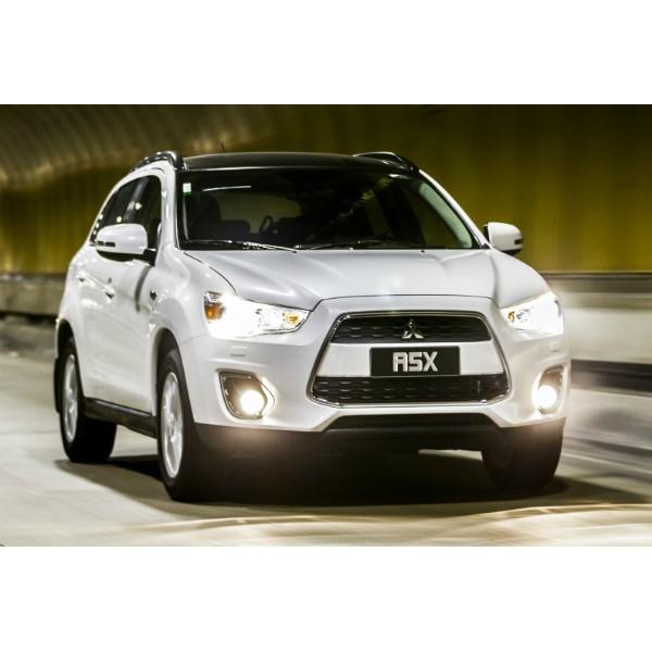 Sucata Mitsubishi ASX  4x4 2013 - Carro batido para venda de peças
