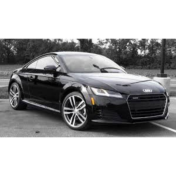 Sucata Audi TT 2016 - Carro batido para venda de peças
