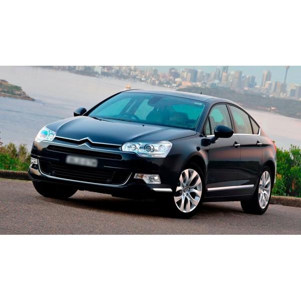 Sucata Citroen C5 2012 - Carro batido para venda de peças