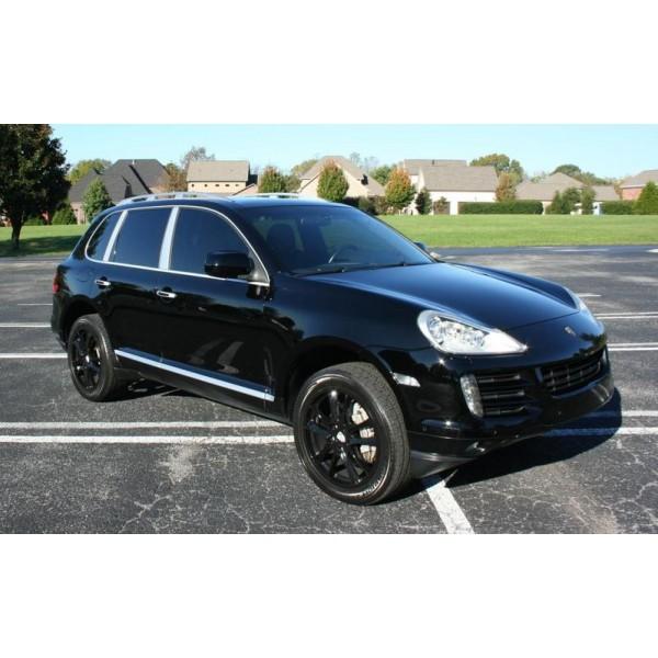 Sucata Porsche Cayenne v8 2010  - Carro batido para venda de peças