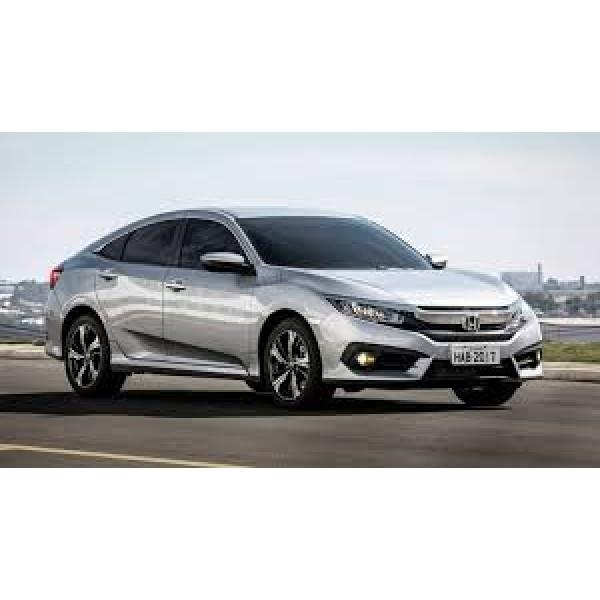 Sucata Honda Civic G10 2017 - Carro batido para venda de peças