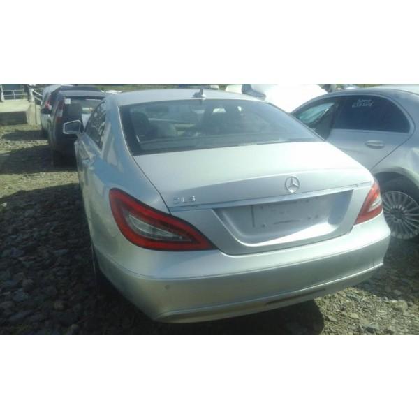 Sucata Mercedes CLS 2012 - Carro batido para venda de peças