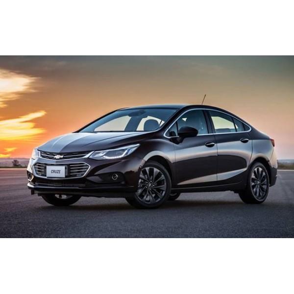 Sucata Cruze 2018  - Carro batido para venda de peças