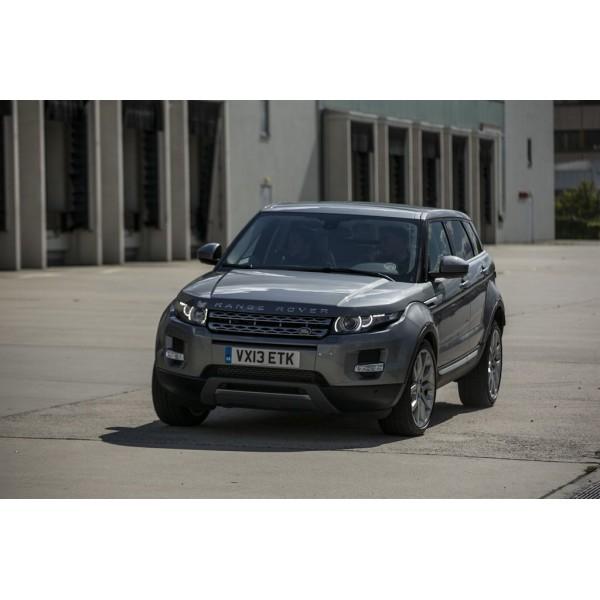 Sucata Land Rover Evoque Pure 2014 - Carro batido para venda de peças