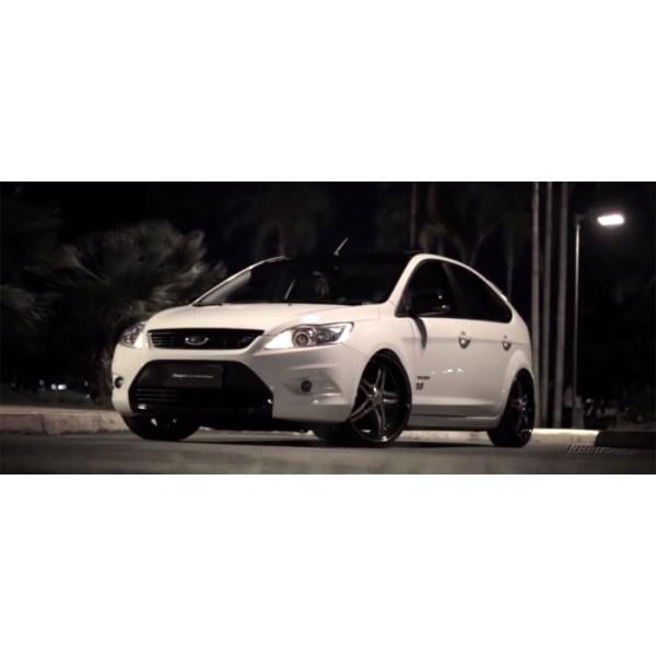 Sucata Focus Titanium 2012 - Carro batido para venda de peças