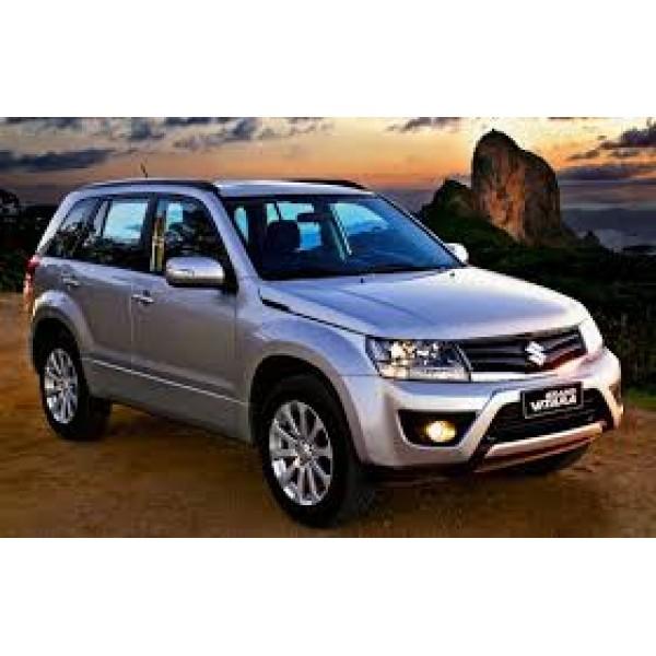 Sucata Suzuki Grand Vitara 2014 - Carro batido para venda de peças