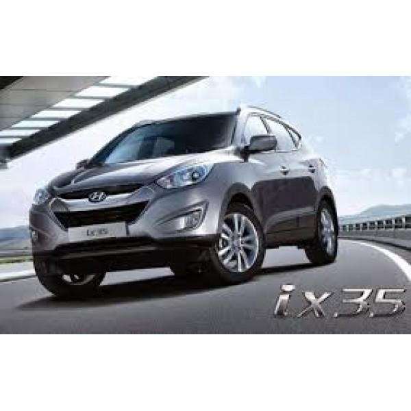 Sucata Hyundai IX35 2015 - Carro batido para venda de peças