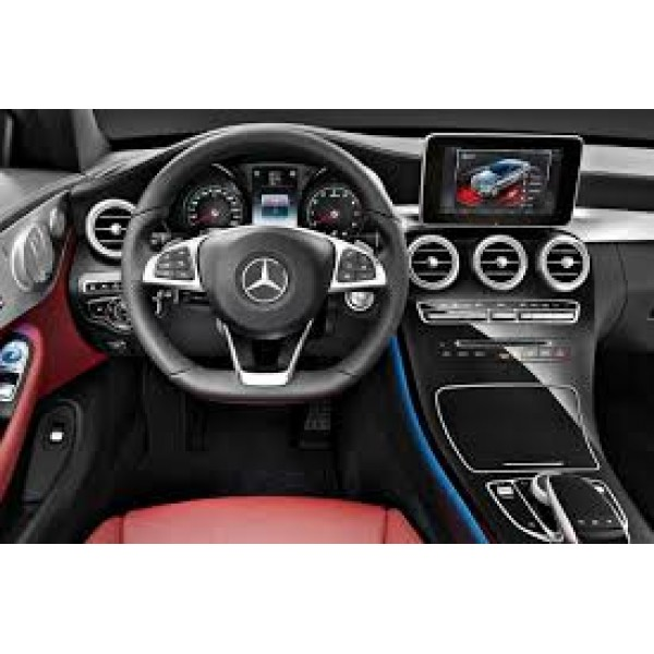 Kit Air Bag Mercedes C250 2017 - Frontal Completo