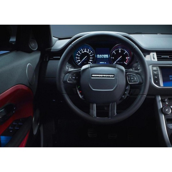 Kit Air Bag Land Rover Evoque Pure 2014 - Frontal Completo