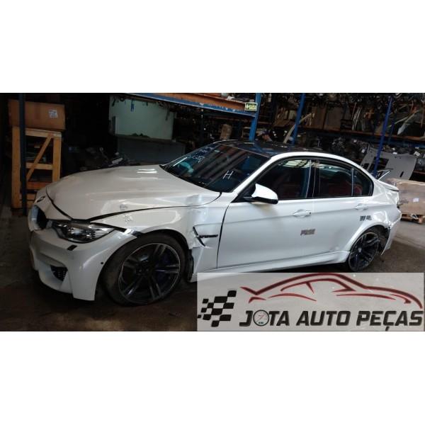 Sucata BMW M3 2017/2018 - Carro batido para venda de peças