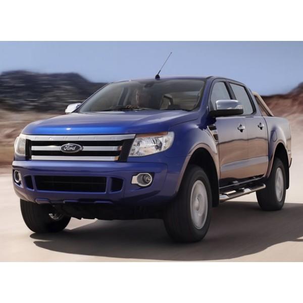 Sucata Ford Ranger 2.2 diesel 2014 - Carro batido para venda de peças