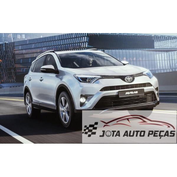 Sucata Toyota Rav4 2018 - Carro batido para  venda de peças