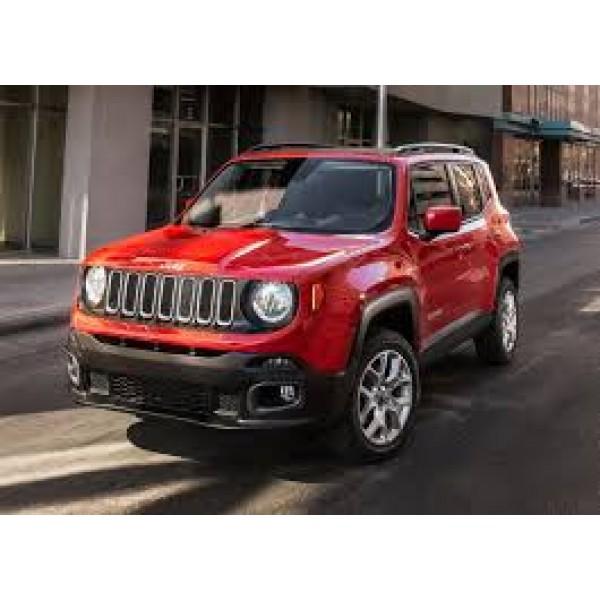 Sucata Jeep Renegade Flex 2015 - Carro batido para venda de peças