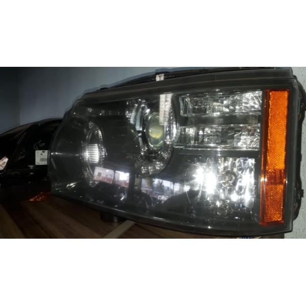 Farol esquerdo Range Rover Sport 2011