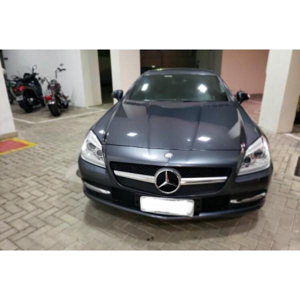 Mercedes SLK200 2012