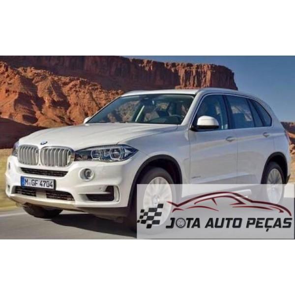 Sucata BMW X5 2015 Diesel - Carro batido para venda de peças